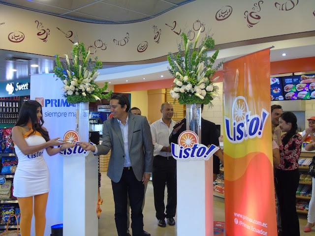 PRIMAX inaugura nueva tienda Listo!