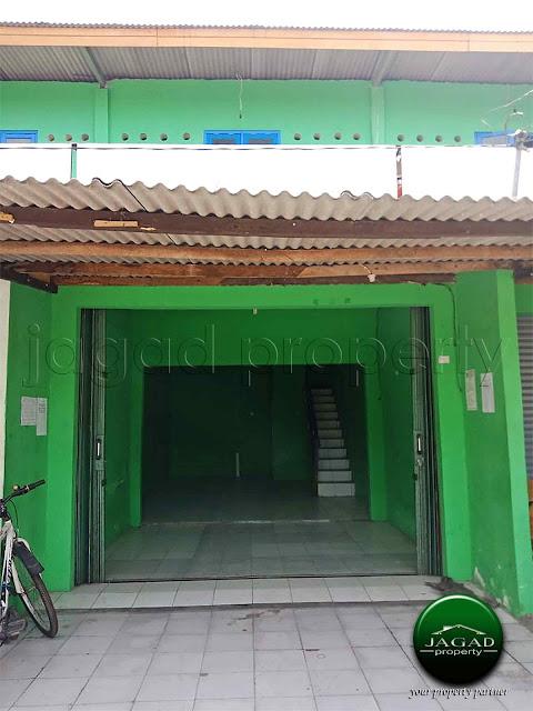 Ruko 2 Lantai jalan Selokan Mataram
