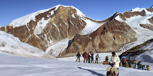 Nanda Devi Mountains : Hot Spot for Trekking