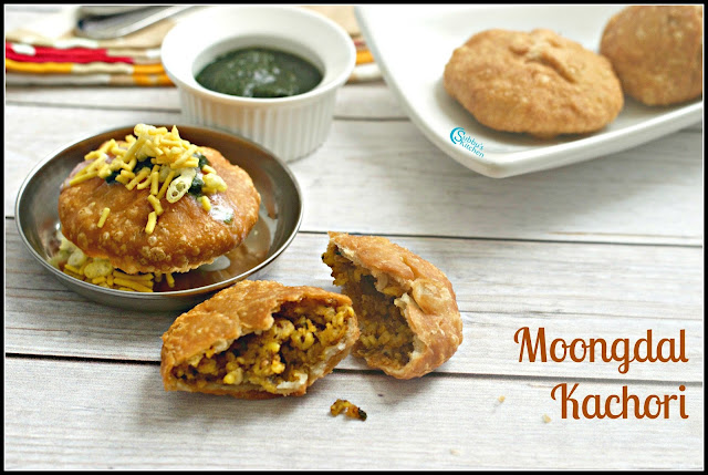 Khasta Kachori Recipe | Moongdal Kachori Recipe