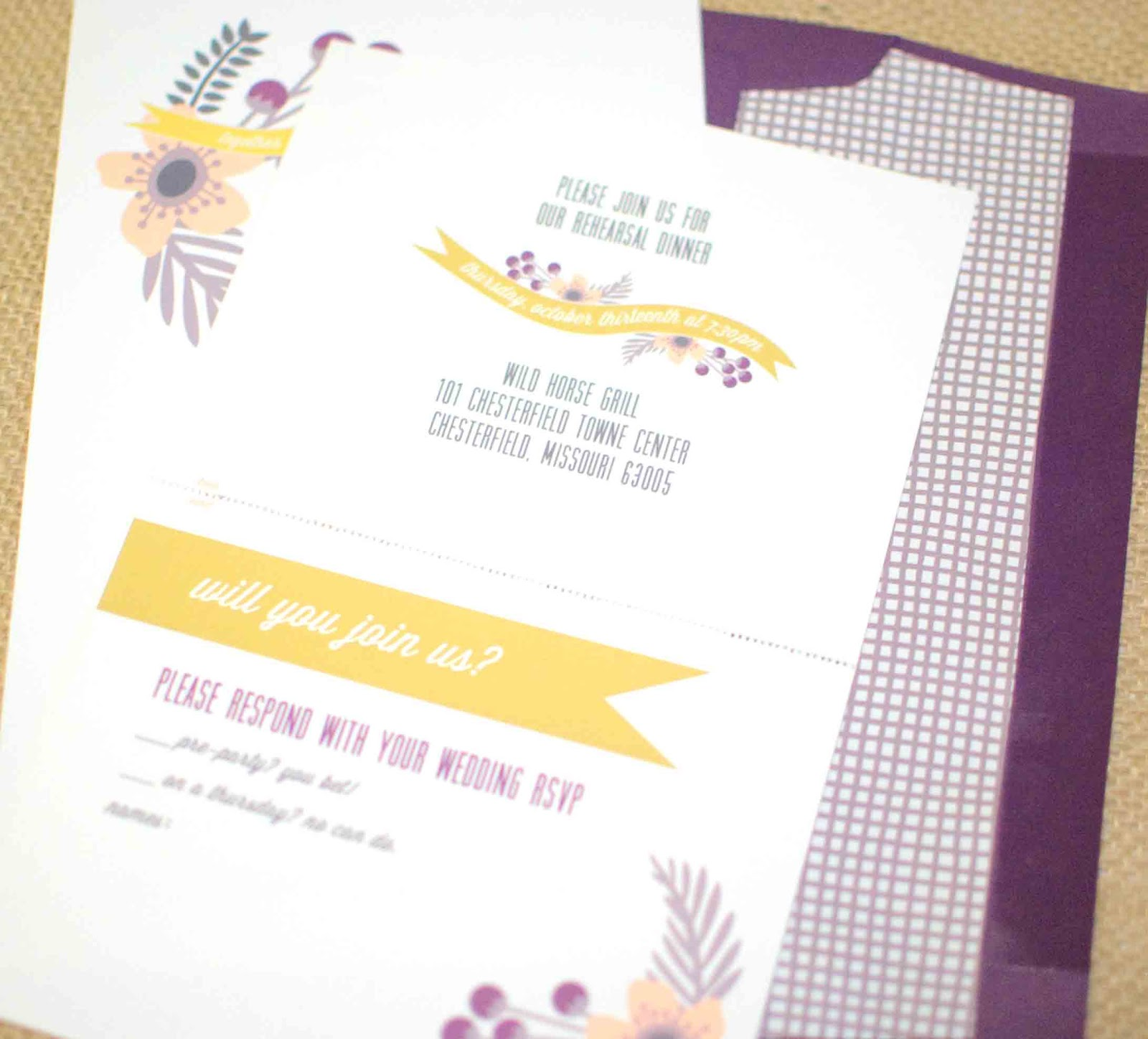 ... Invitation Wording. .Wedding Response Card Wording For Limited Guests