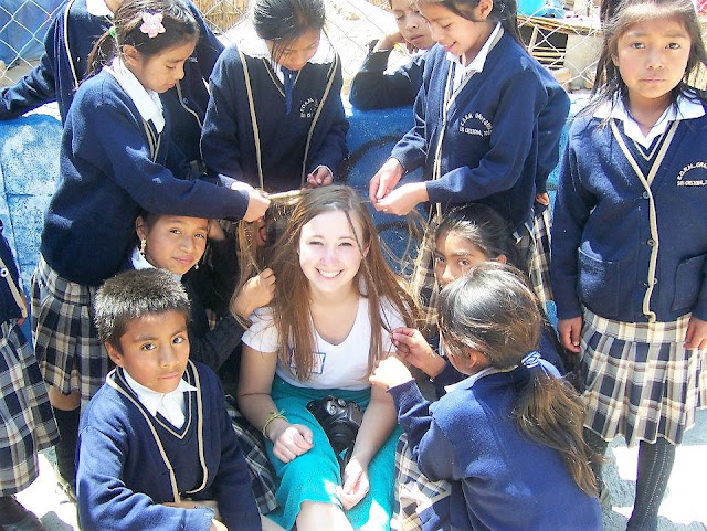 braiding hair recess guatemala