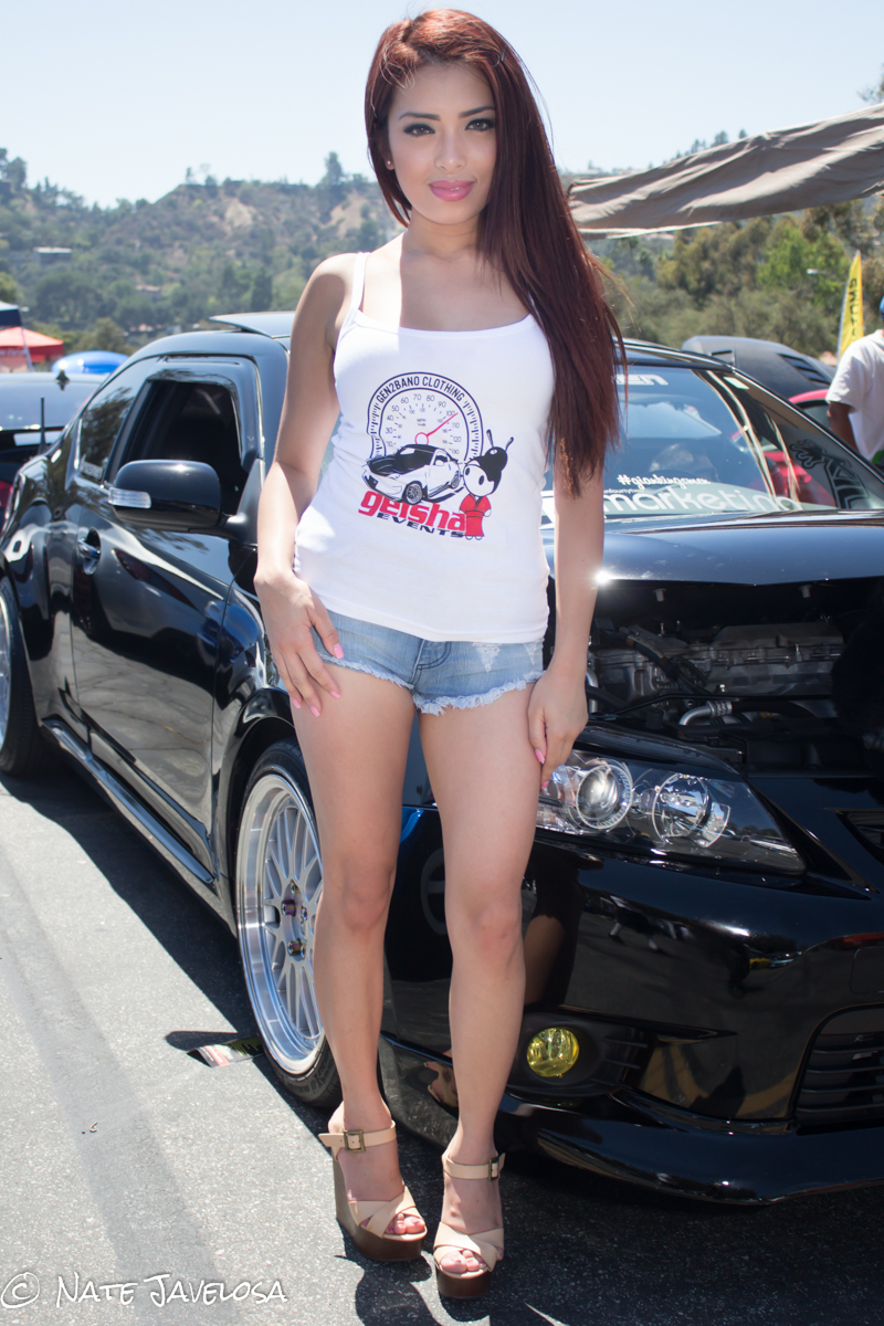 Pasadena Car Show Event