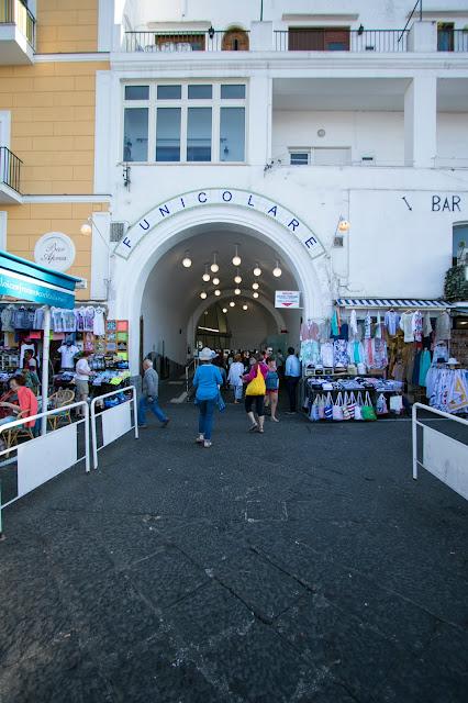 Funicolare-Capri