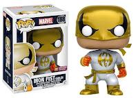 Funko Pop! Iron Fist Gold