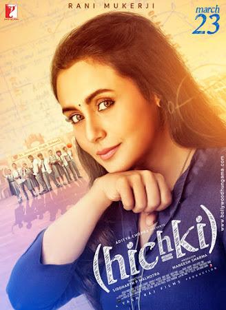 Hichki (2018) Movie Poster