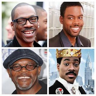 Imágenes de actores graciosos negros chistosos cómicos con humor de color