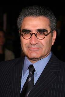 Eugene Levy. Director of Schitt's Creek - Season 4