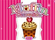 juegos de cocina muffin decoration