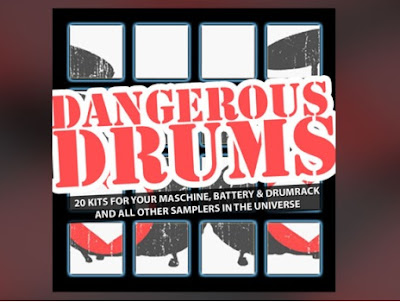 Free Dangerous Drums - Drumkits for your sampler