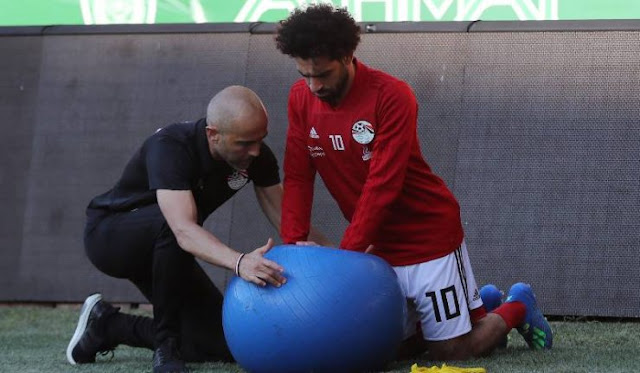 #WorldCup: Mohamed Salah Likely To Start Egypt's World Cup Opener Vs Uruguay
