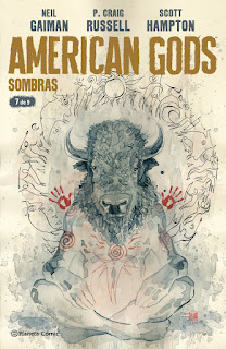 American Gods: Sombras