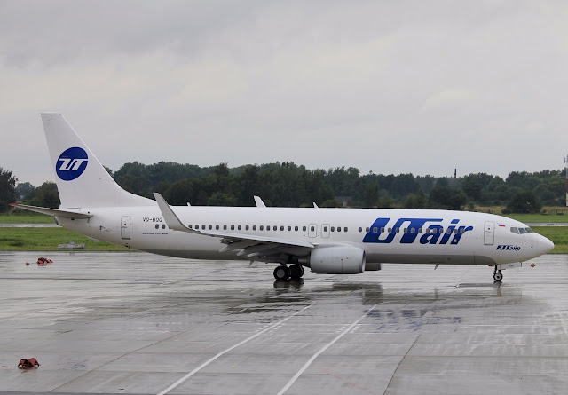 UTair Boeing 737-800 Safely Landed