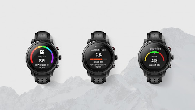 Huami Amazfit 2 Smartwatch terbaru dari Xiaomi