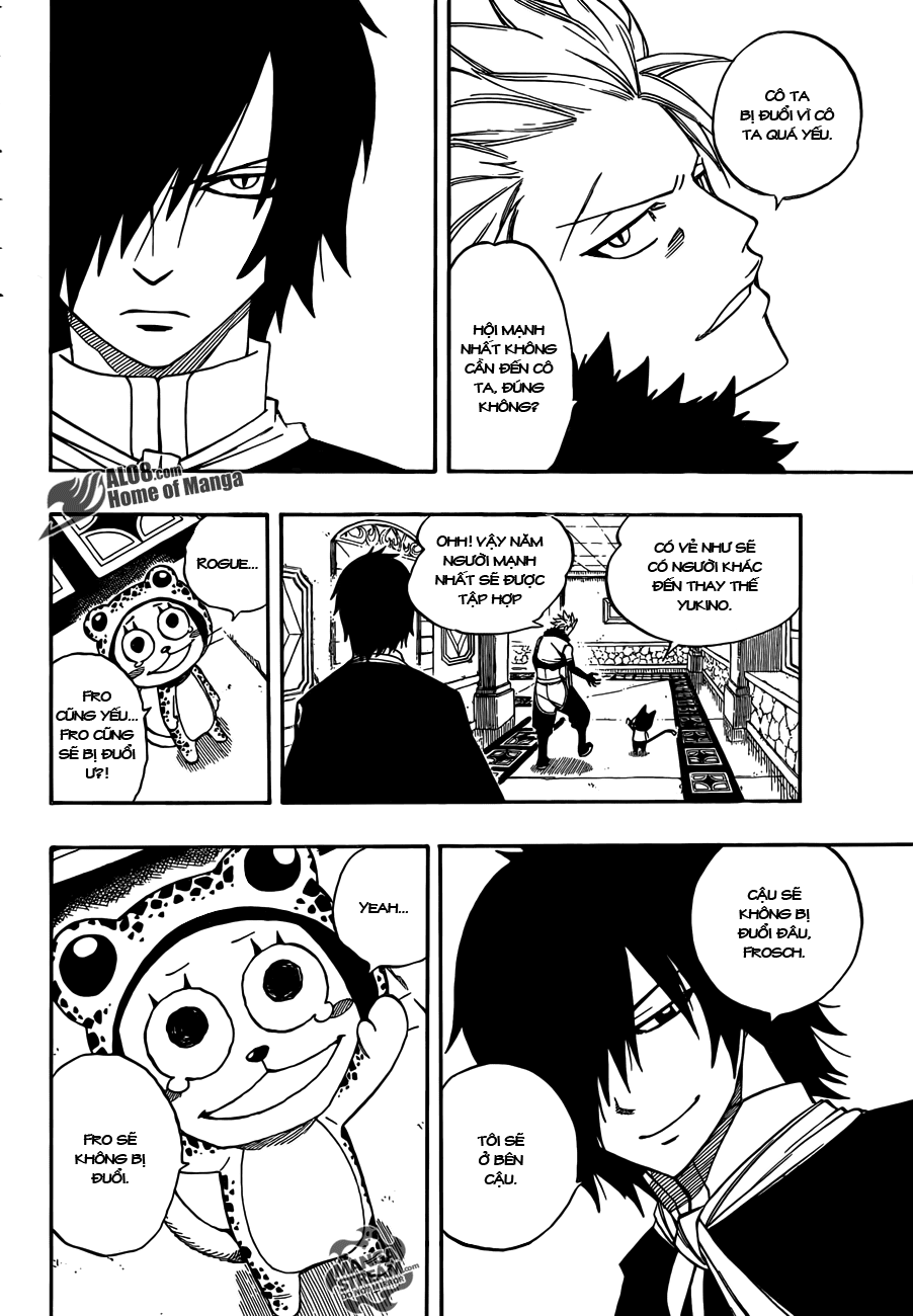 Fairy Tail chap 281 trang 14