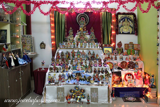 Jewels of Sayuri: Navaratri 2016 - Story and Story Telling