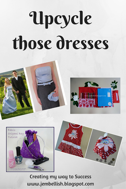 Upcycling Dresses