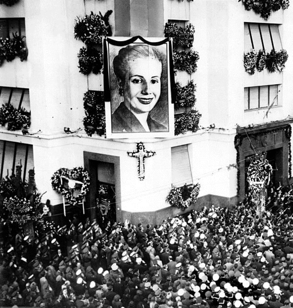 the life and legacy of eva peron a political and spiritual leader of argentina Salutations eva perón, spiritual leader of the nation of this place is the reason for my life, argentina welcome, i'm eva perón argentina - eva peron war.