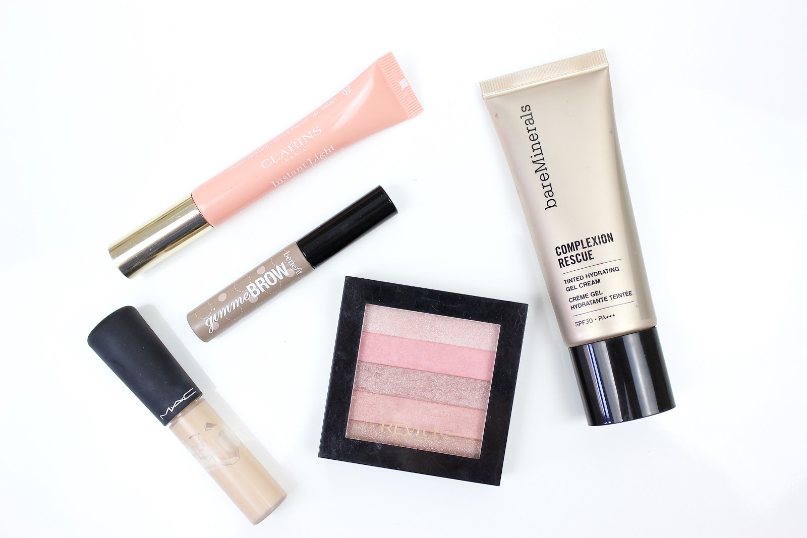 sheer summer beauty products