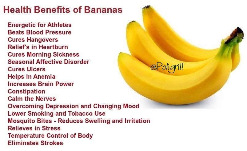 Image result for then benefits of bananas