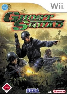 Ghost%2BSquad - Ghost Squad Wii