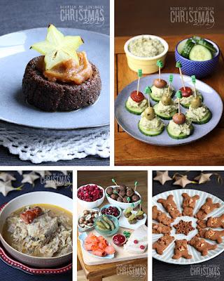 Gluten-free Christmas menu 2019