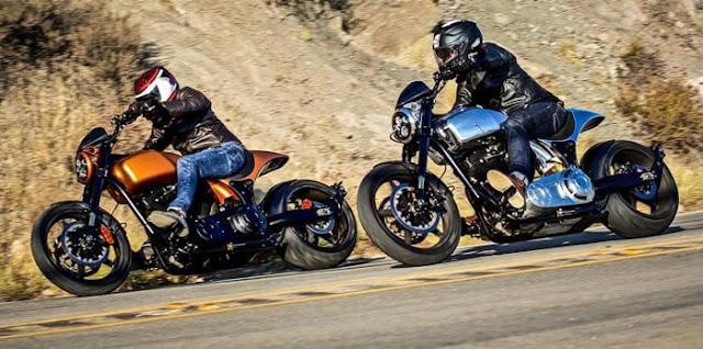 The Keanu Reeves Motorcycle 2018