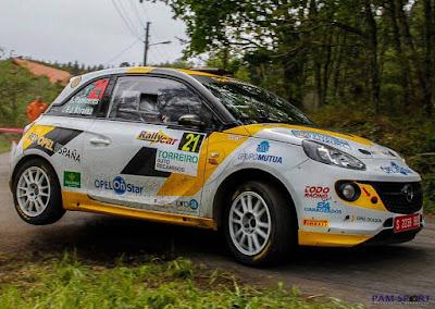 Rally de Ferrol 2016