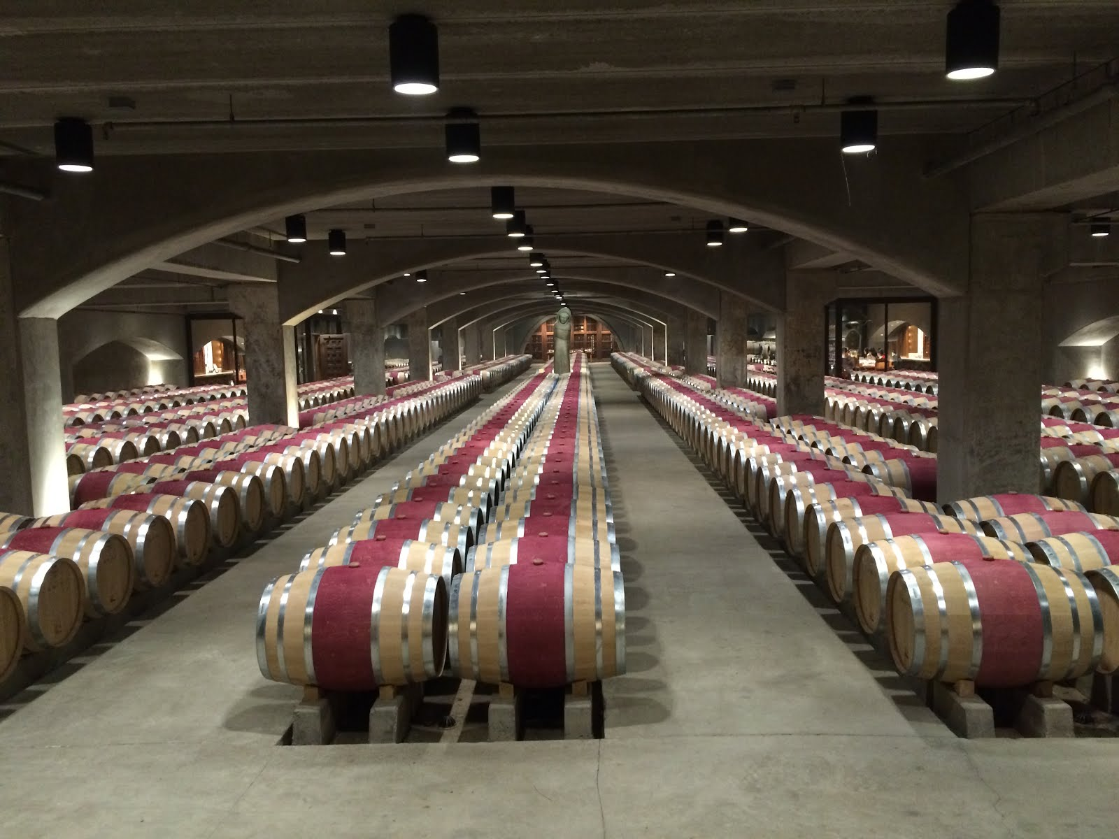 Barrel Room - Napa, California