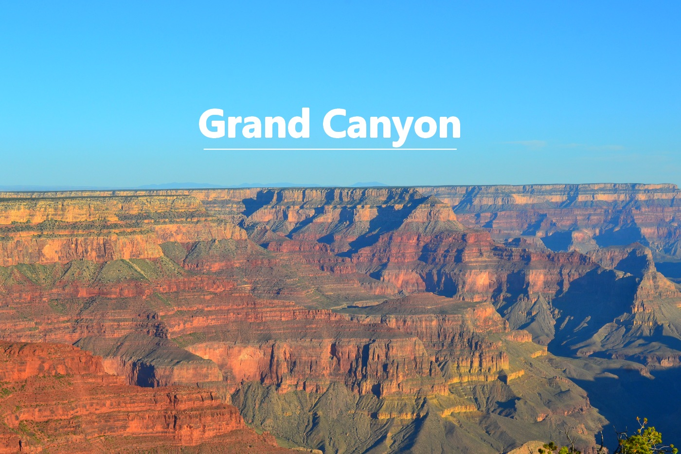 Parc national de Grand Canyon