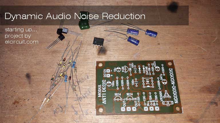 Audio Filters Circuits