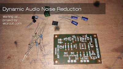 Dynamic Audio Noise Reduction DIY