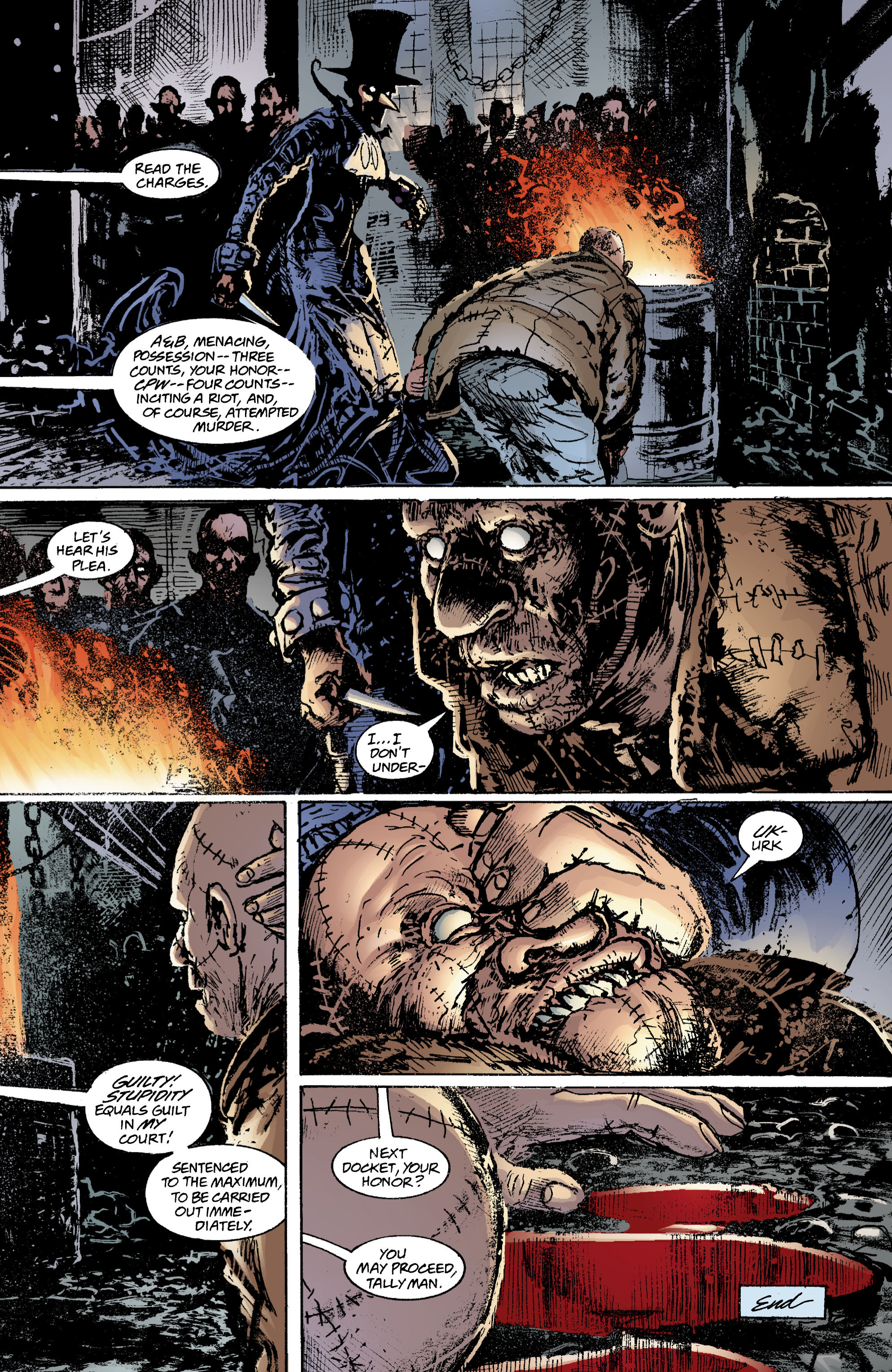 Detective Comics (1937) 732 Page 22