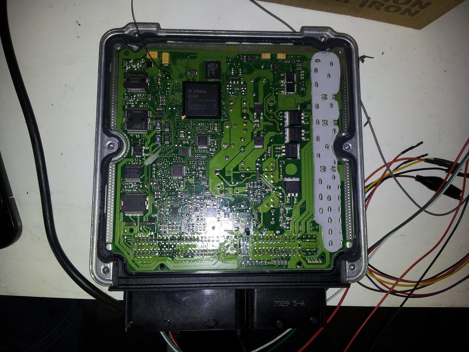 Audi Q5 3 0 TDI DPF Remove + Delete + Performance Chip