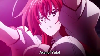 High School DXD BoRn - Episódio 08