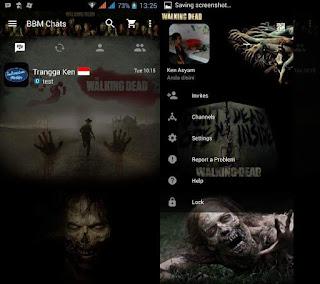 BBM Mod Walking Dead