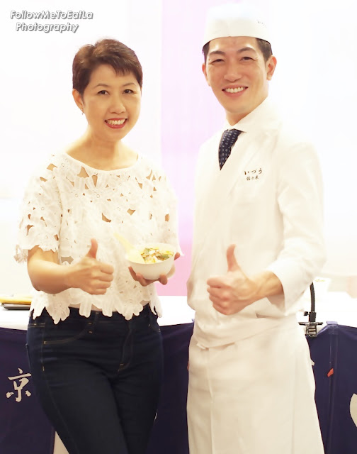 """The """"LOUNGE"""" - Live Cooking Demo and Food Tasting With Chef Shogo Sasaki"""