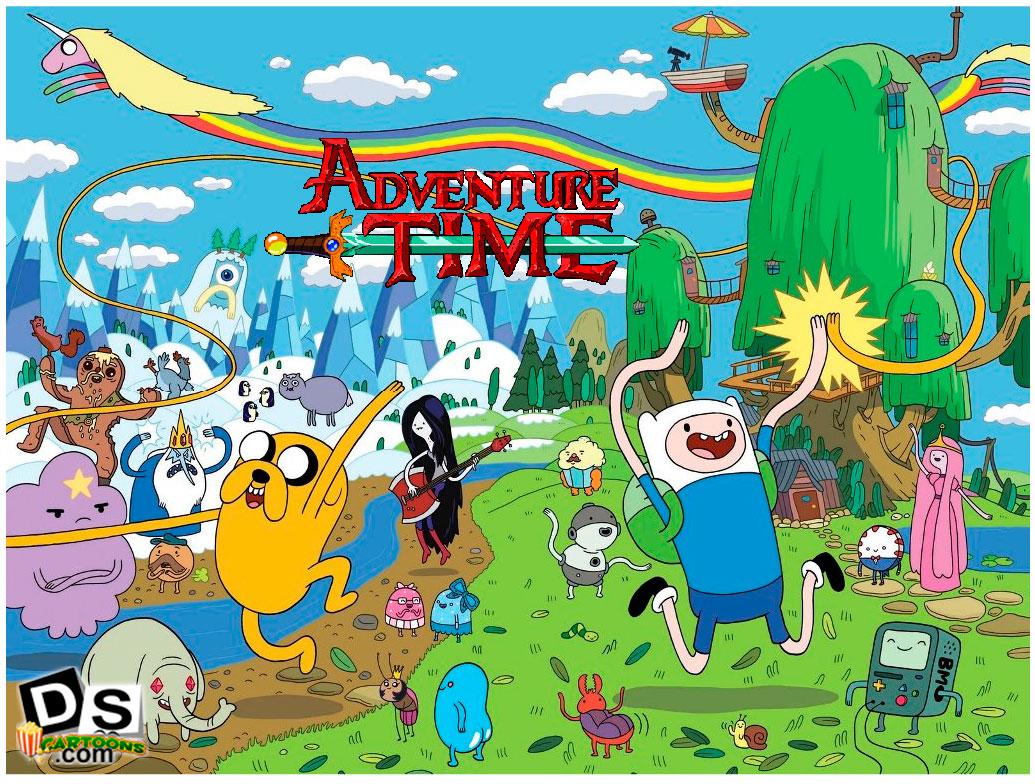 Hora de Aventura (7ª Temporada) 03 - Assistir Online