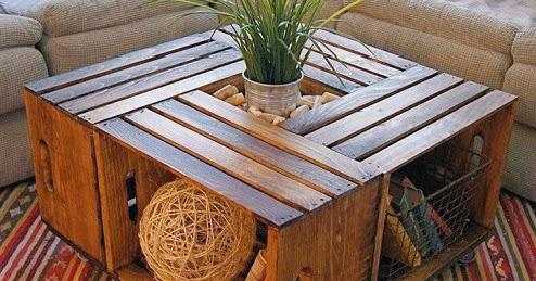hacer cajones de madera Cmo Hacer Una Mesa Con Cajones De Madera Portal De