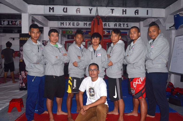 02  National MMA open, Assam-ah SPES Fighter ten medal la