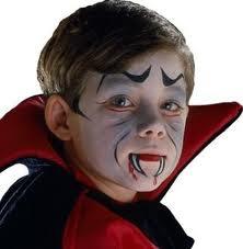 Como hacer un Maquillaje de drácula