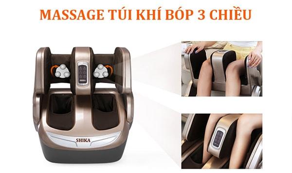Kết quả hình ảnh cho Máy massage chân nội địa nhật