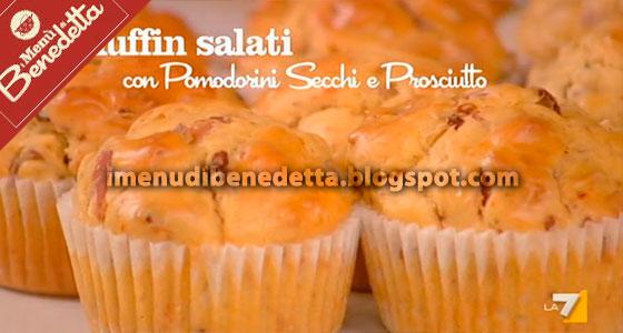 Muffin Salati Con Pomodorini E Prosciutto La Ricetta Di Benedetta