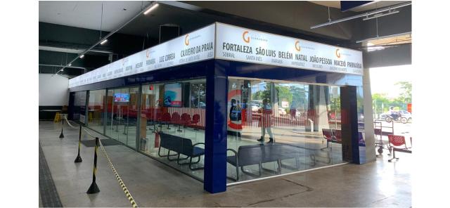 Novas agências conceito e DD de 15 metros são as novidades da Guanabara