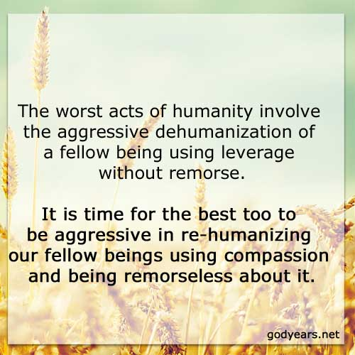 Can Compassion be Aggressive? #1000Speak