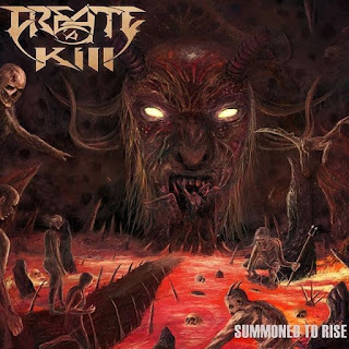 "Ο δίσκος των Create a Kill ""Summoned to Rise"""