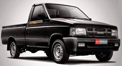 Mobil Isuzu Panther Pick Up