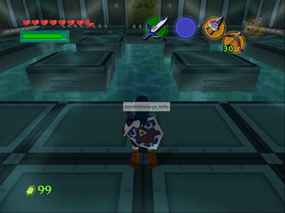 Πως να παίξετε το Zelda 64 : Ocarina of Time και Zelda Master Quest με HD γραφικά 5