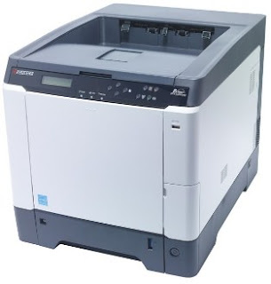 Colour laser printer for workgroup usage can be found from many major manufacturers Kyocera C5250DN Driver Download