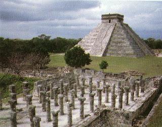 Maya Kukulcan El Castillo Chichén Itza
